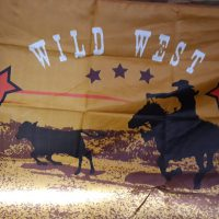 Wilder Westen auf den Maashof